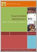 Tracer Study 2012 Report